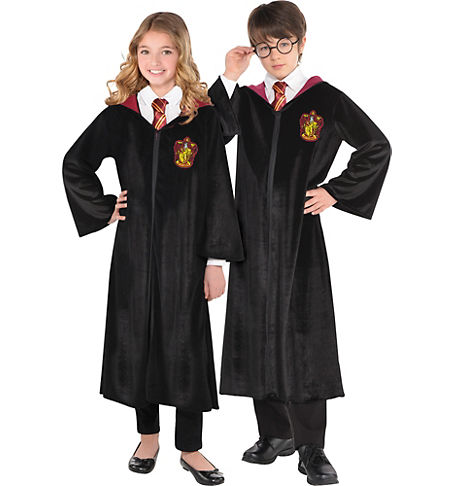 child gryffindor robe harry potter party city. Black Bedroom Furniture Sets. Home Design Ideas