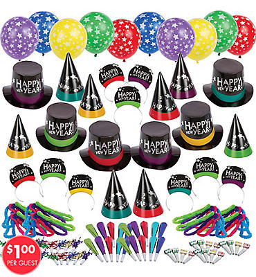 Jewel Simply Stated New Years <span class=messagesale><br><b>Party Kit For 200</b></br></span>