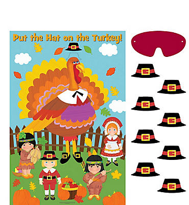 Turkey Party Game