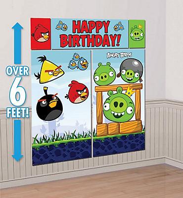 Angry Birds Scene Setter