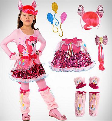 Girls' Pinkie Pie