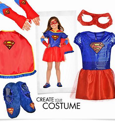 Girls' Supergirl