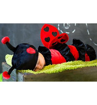 Baby Cocoon Ladybug Costume