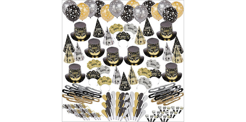 Kit For 300 - Black Tie Affair New Years Party Kit