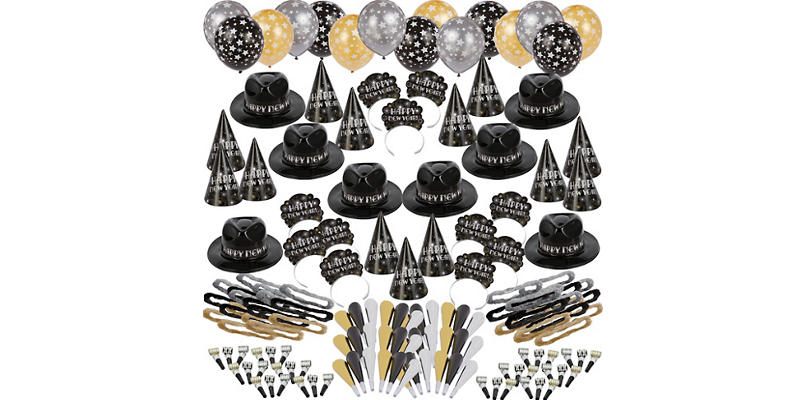 Kit For 300 - Ballroom Bash New Years Party Kit