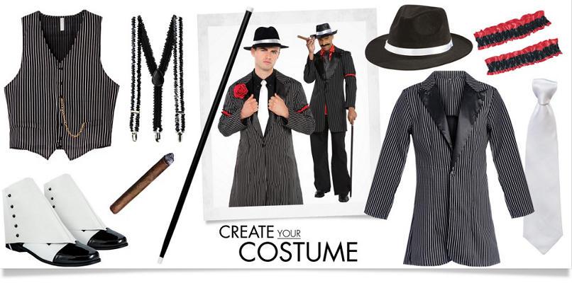 Men's Zoot Suit
