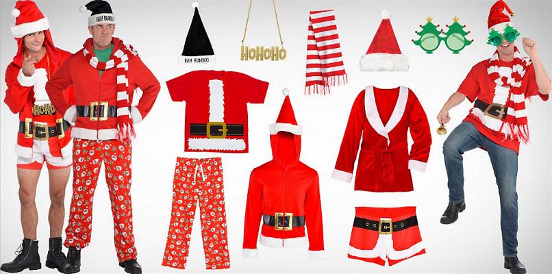 Men's Santa