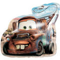 Foil Cars Tow Mater Balloon 26in