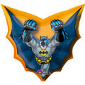 Foil Cape Batman Balloon 33in