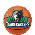 Minnesota Timberwolves Balloon 18in