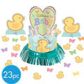 Tiny Bundle Baby Shower Centerpiece Kit 23pc