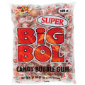 Super Big Bol Bubble Gum 120ct