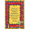 Colorful Fiesta Custom Invitation