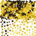 Gold Star Confetti 5oz
