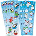 Winter Fun Stickers 8 Sheets