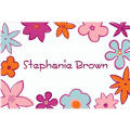 Bodacious Blooms Custom Thank You Note