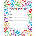 Fanfare Invitations 50ct