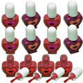 Rocker Girl Nail Polishes 12ct