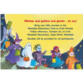 Trick-or-Treat Parade Halloween Custom Invitation