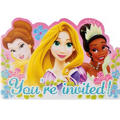 Disney Princess Invitations 8ct