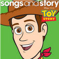 Disney Songs and Story Toy Story CD