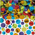 Multi Color Dots Confetti 2 1/2oz