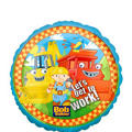 Foil Bob the Builder and Friends Balloon 18in