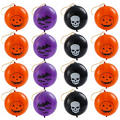 Halloween Punch Balloon Mega Value Pack 16ct