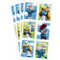 Smurfs Stickers 4 Sheets