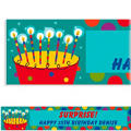Perfect Time To Party Custom Banner 6ft
