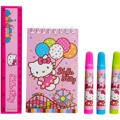 Hello Kitty Stationery Set 5pc