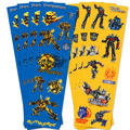 Transformers Stickers 22ct