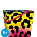 Leopard Print Favor Boxes 8ct