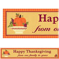 Autumn In The Country Custom Banner
