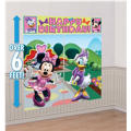 Minnie Mouse Scene Setters 5pc