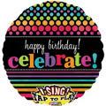Happy Birthday Balloon - Singing Party On