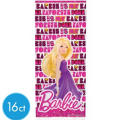 Barbie Treat Bags 16ct