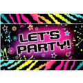 Horizontal Totally Awesome Invitations 8ct