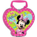 Minnie Mouse Metal Lunch Box