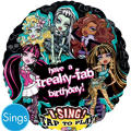 Monster High Balloon - Singing