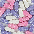 Girls Pacifier Baby Shower Candy 12oz
