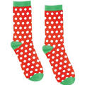 Holiday Polka Dot Socks