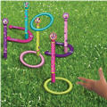Minnie Mouse Ring Toss and Horseshoes Game