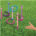 Hello Kitty Ring Toss and Horseshoes Game