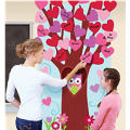 Valentines Day Tree Activity Kit 30pc