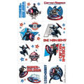 Captain America Tattoos 1 Sheet
