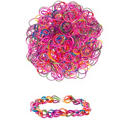 Tie Dye Rubber Loom Bands 300ct