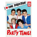 One Direction Invitations 8ct