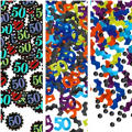 Celebrate 50th Birthday Confetti 1.2oz