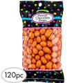 Orange Peanut Chocolate Drops 120pc